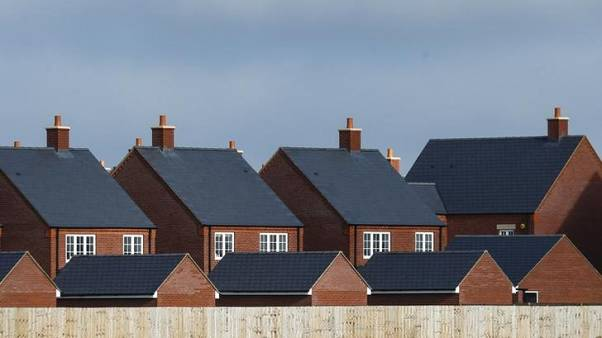 UK house price growth picks up slightly in October - Nationwide