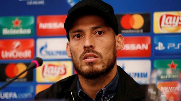 Man City's Silva prays for Champions League triumph