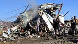 Saudi-led air strike kills 21 people in Yemen - Reuters witness