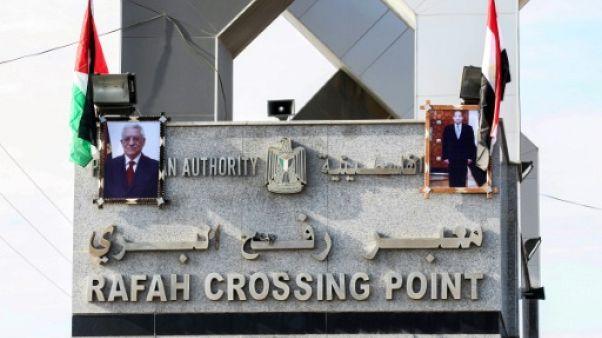 Gaza: le Hamas cède à l'Autorité palestinienne le contrôle du point de passage avec l'Egypte