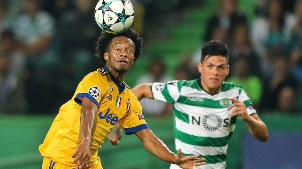 "Calcio: Juve, 'punto Lisbona importante"""