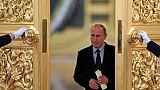 Poutine en Iran pour parler de la Syrie et du nucléaire