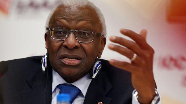 Corruption à l'IAAF, dopage en Russie: les protagonistes de l'affaire