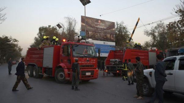 Kaboul: beaucoup d'avertissements ignorés avant l'attentat en zone verte