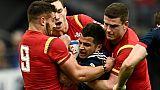 Rugby: Le Roux et Galletier remplacés par Sanconnie et Lauret pour le 2e match des Français contre les All Blacks