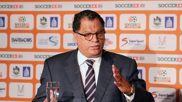 South African football chief Jordaan denies rape accusation