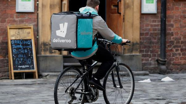 Deliveroo riders to seek employment rights at UK tribunal