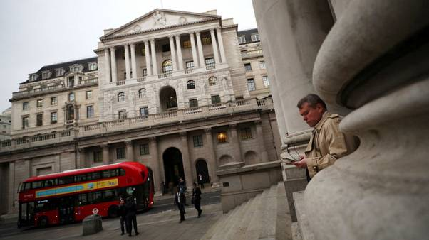 Gradual? Try 'glacial' for Bank of England rate hikes