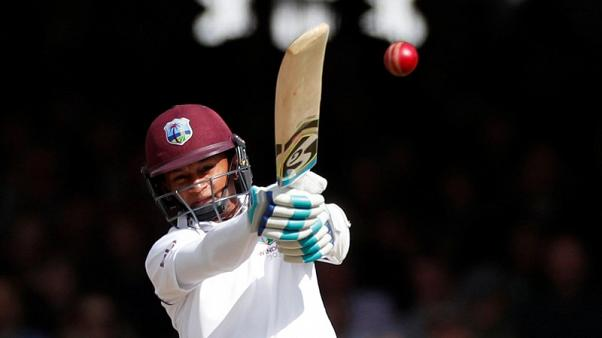 Dowrich, Holder take West Indies to brink of series win