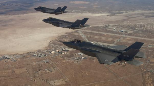 Exclusive - Lockheed F-35 jet-fighter deliveries were halted for 30 days: sources
