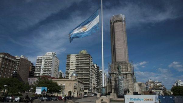 Argentine: Rosario en deuil après l'attentat de New York