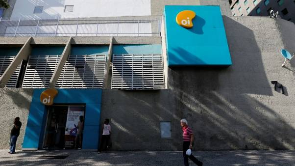 Exclusive - Shareholder in Brazil's Oi leans on distressed debt funds for support