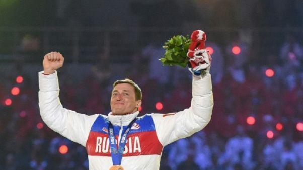 Dopage: le CIO sanctionne les premiers sportifs russes à trois mois des JO-2018