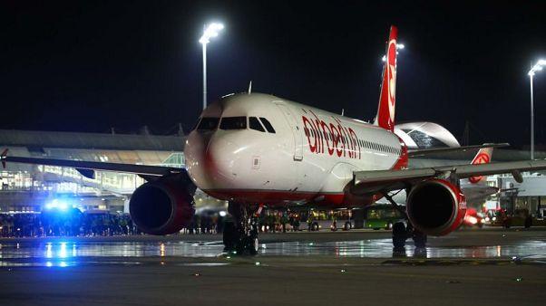 Lufthansa kicks off Air Berlin approval process with EU