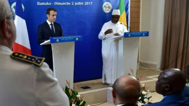 Première opération pour la force anti-jihadiste G5 Sahel