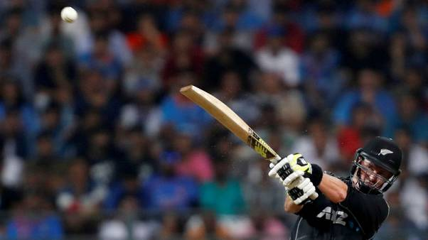 India clinch rain-hit thriller to win T20 series v New Zealand