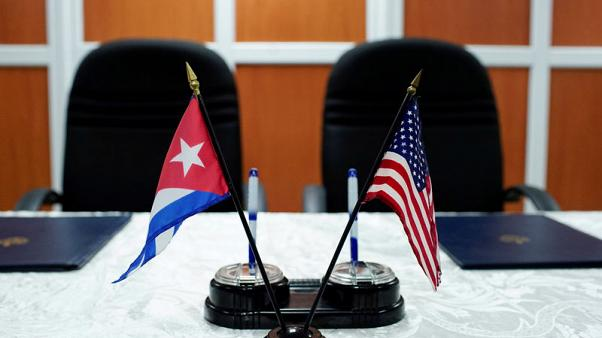 U.S. votes against U.N. resolution calling for end to Cuba embargo