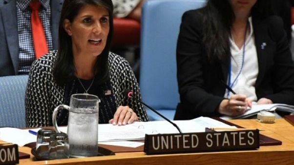 Isolé, Washington s'oppose à l'ONU à une levée de son embargo contre Cuba