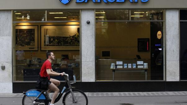 Barclays security head Oerting takes leave of absence - sources
