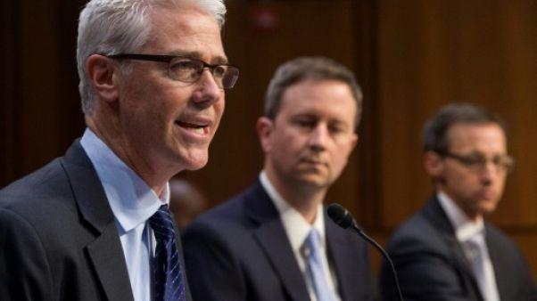 Le mauvais quart d'heure de Facebook, Twitter et Google au Congrès