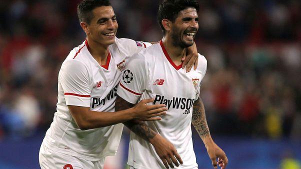 Sevilla beat Spartak to rejuvenate last 16 hopes