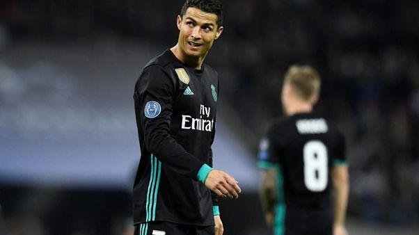No crisis at Real despite Wembley mauling, says Ronaldo