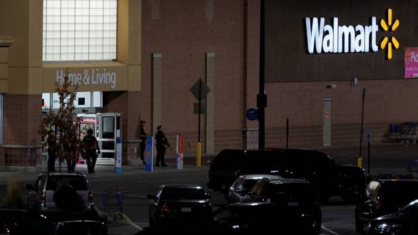 Multiple people down reported in shooting at Colorado Walmart