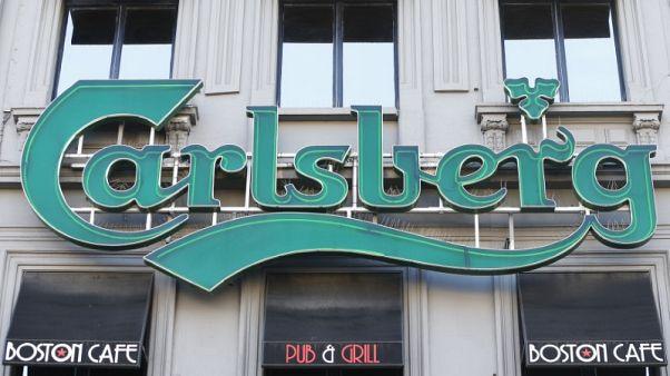 Carlsberg lifts 2017 operating profit guidance despite slip in third-quarter sales