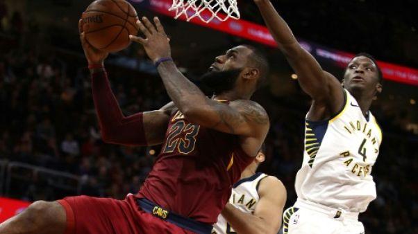NBA: Cleveland cherche toujours l'étincelle