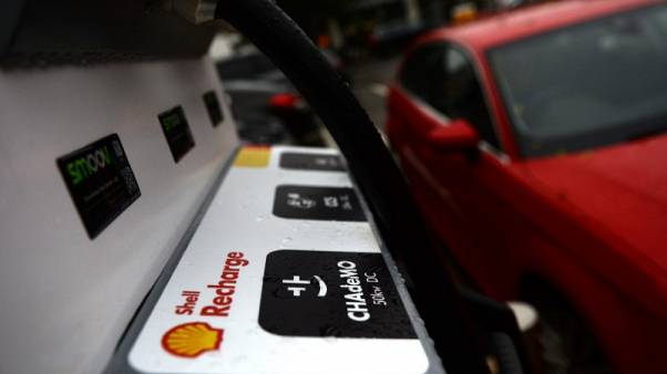 Shell beats third-quarter expectations with 50 percent rise in profit