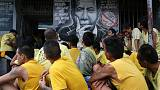 Filipino lawyers' group challenges Duterte's war on drugs