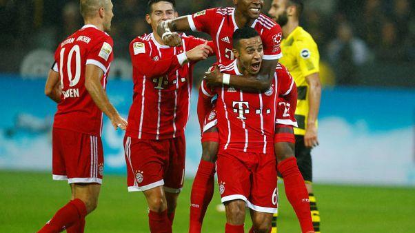 Sparkling Bayern relish timing of Dortmund clash