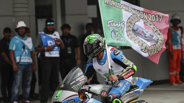 "Moto2: Morbidelli ""ho vinto rischiando"""