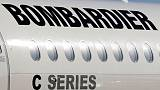 Bombardier gets letter of intent for up to 61 CSeries jets