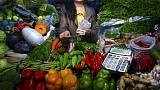 World food prices fall 1.3 percent in October - FAO