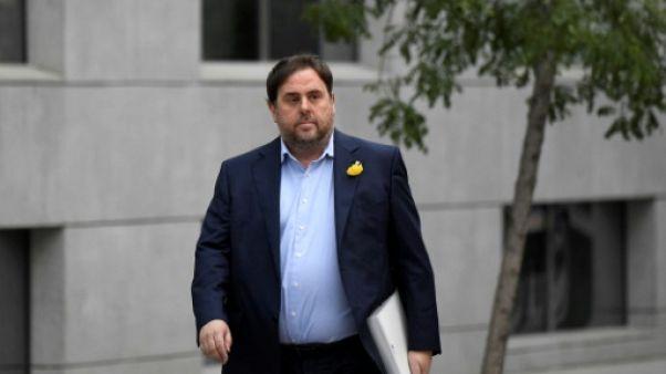 Catalogne: prison requise pour 8 dirigeants indépendantistes