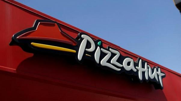 Pizza Hut comp sales growth boosts Yum Brand's global sales