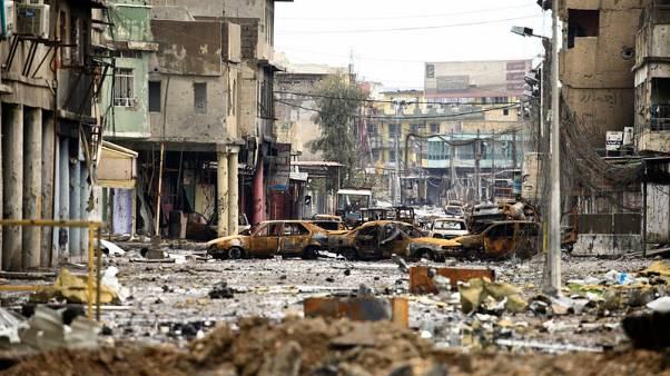 Islamic State atrocities in Mosul need international justice - U.N.