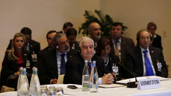 Geneva process is the only appropriate format to discuss Syria peace - France
