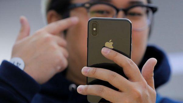 Apple draws options bulls ahead of quarterly results