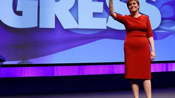 Sturgeon sets course for 'modest' Scottish income tax increase