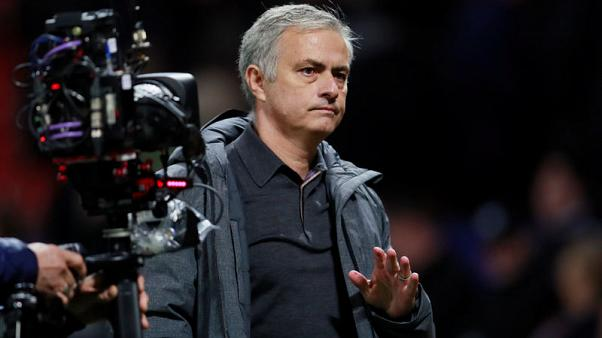 Chelsea clash just another game for United's Mourinho