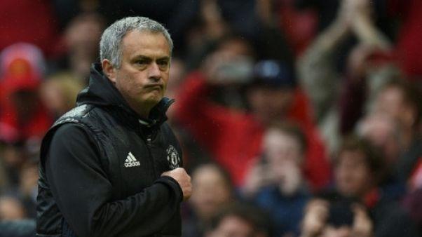 "Angleterre/ManU: Mourinho de retour à Chelsea: ""Juste un match de plus"""