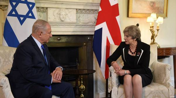 UK raises 'grave concerns' about illegal settlements with Israel's Netanyahu - May's office