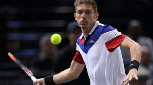 Tennis: Mahut battu et souffrant à trois semaines de la Coupe Davis