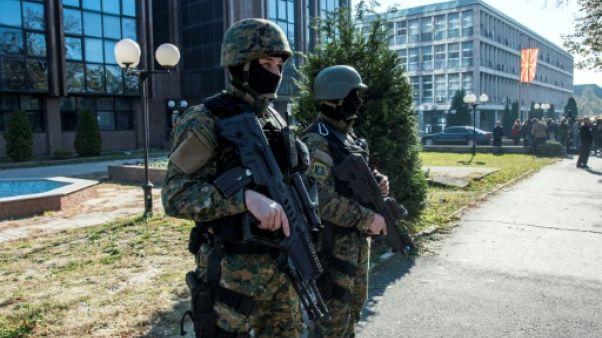 Macédoine: des Albanais condamnés pour terrorisme à de lourdes peines de prison