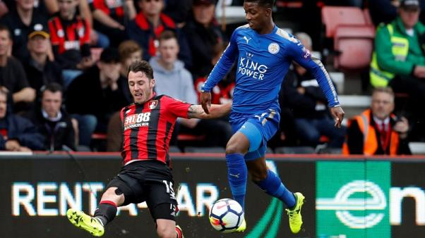 Puel compares Leicester winger Gray to former protege Hazard