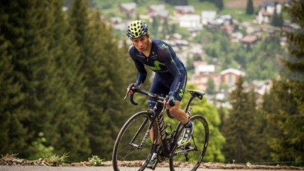 Cyclisme: Dayer Quintana, petit frère de Nairo, prolongé chez Movistar