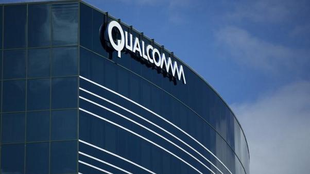 Qualcomm sues Apple for contract breach