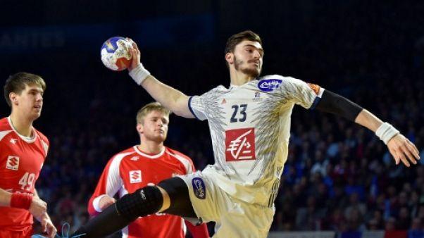 Hand: Fabregas, blessé, forfait pour l'Euro-2018 avec les Bleus